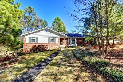 Sandy Springs Single Family Home Under Contract: 45 Bonnie Ln