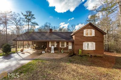 Douglasville Single Family Home New: 975 Prickett Ln