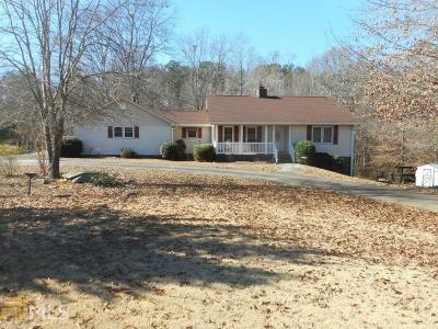 Douglasville Single Family Home New: 639 Prickett Ln