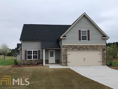 Griffin Single Family Home Under Contract: 101 Quarry Cir #35