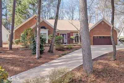 Roswell Single Family Home New: 10560 Turner Rd