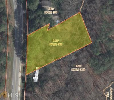 Sugar Hill Residential Lots & Land For Sale: 5427 Sycamore Rd