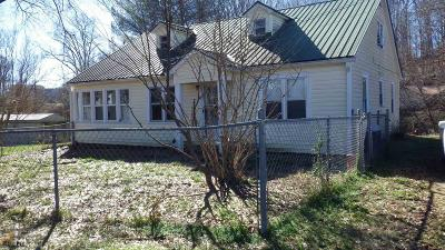 Dahlonega Single Family Home For Sale: 1841 Camp Wahsega Rd #2