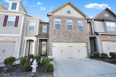 Snellville Condo/Townhouse For Sale: 3375 Clear Vw Dr