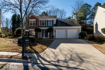 Norcross Single Family Home Under Contract: 3568 Lamberth Ct