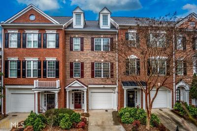Roswell Condo/Townhouse New: 3410 Waters Edge Trl