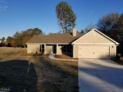 Banks County Single Family Home Under Contract: Waterford Glen #114