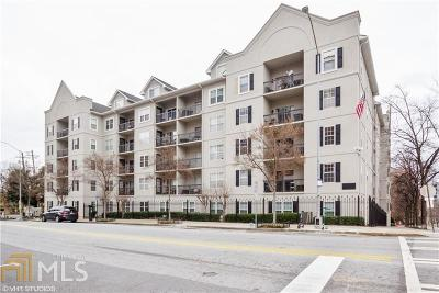 Condo/Townhouse New: 1074 Peachtree Walk #B-310