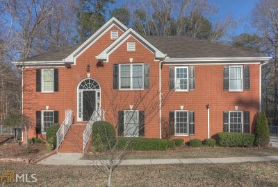 Conyers Single Family Home New: 2275 Lost Forest Ln