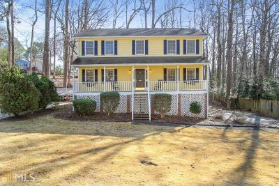 Lilburn Single Family Home New: 4584 Candy Ln