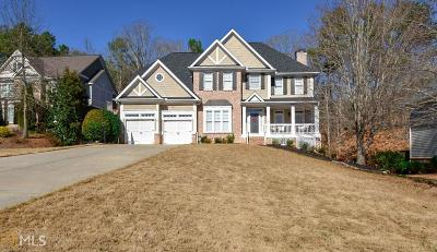 Douglasville Single Family Home New: 9802 Forest Hill Dr #20