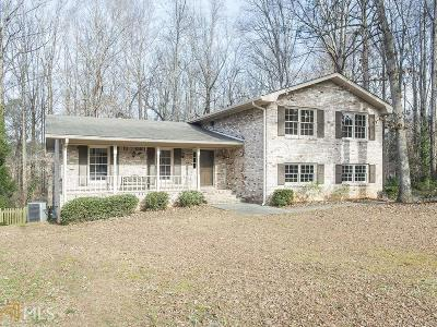 Conyers Single Family Home Back On Market: 780 SE Sweet Briar Trl
