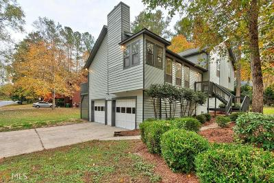 Acworth Single Family Home New: 1131 Reading Dr