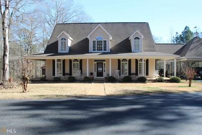 Troup County Single Family Home Under Contract: 548 Willowood Rd