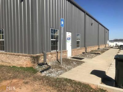 Habersham County Commercial For Sale: 524 Industrial Park Rd