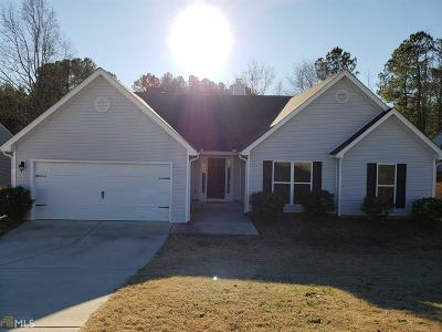 Winder Single Family Home New: 2749 Berkshire Dr #23