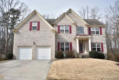 Dacula Single Family Home New: 594 Chadmon Ct Trce