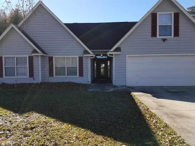 Kingsland GA Single Family Home New: $175,000