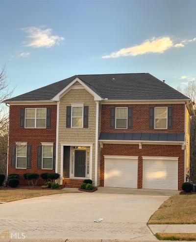Douglasville Rental For Rent: 3022 Greymont Cloister