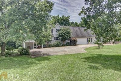 Covington Single Family Home New: 130 Highway 213