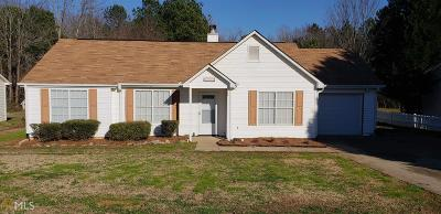 Rex Single Family Home Under Contract: 6369 Amberly Rd