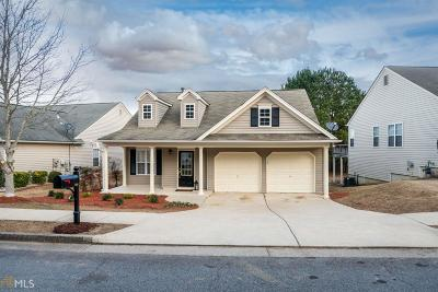 Canton Single Family Home Under Contract: 319 White Oak Way