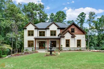 Brookhaven Single Family Home New: 4311 Ashwoody Trl