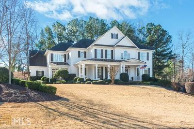 Alpharetta Single Family Home Under Contract: 16010 Oxford Ln
