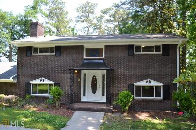 Conyers Single Family Home Under Contract: 2559 Amalfi
