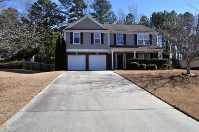 Snellville Single Family Home Under Contract: 3040 Manor Ct