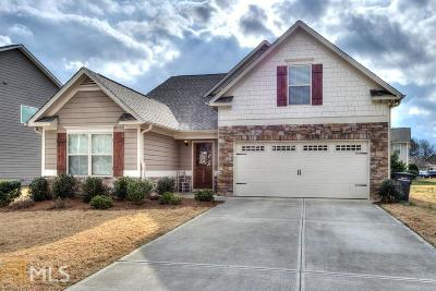 Cartersville Single Family Home Under Contract: 37 Miles Dr