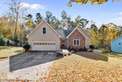 Buford Single Family Home Under Contract: 3890 Byrnwycke Dr