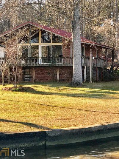 Greene County, Morgan County, Putnam County Single Family Home Under Contract: 148 SE Dogwood Dr #24