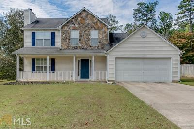Loganville Single Family Home Under Contract: 4445 Brookridge Dr