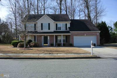 Loganville Single Family Home New: 20 Lake Valley Dr