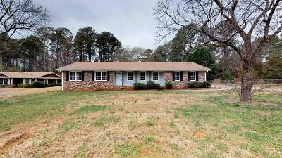 Rockdale County Single Family Home New: 4341 SE Faye Ct