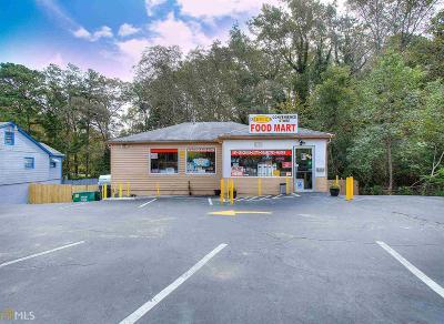 Atlanta Commercial For Sale: 3230 Washington Rd