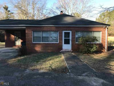 Bowdon Single Family Home For Sale: 161 N Carroll St