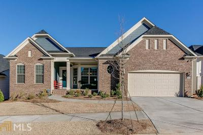 Hoschton Single Family Home For Sale: 5876 Collier Bridge Ln