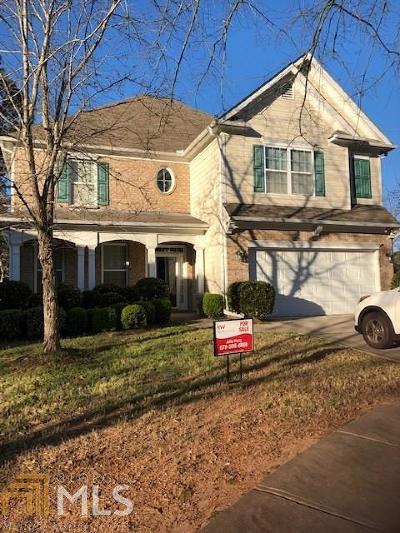 Locust Grove GA Single Family Home New: $205,000