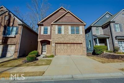 Milton Single Family Home For Sale: 2504 Highglen Ct