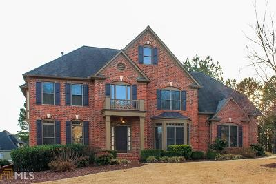 Acworth Single Family Home New: 31 Tobinleigh Ct