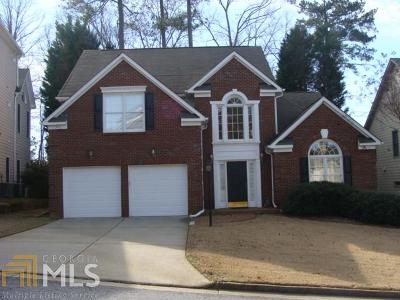Smyrna Single Family Home Under Contract: 1764 Millside Dr