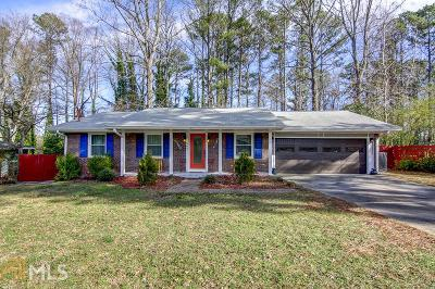 Fayetteville Single Family Home New: 205 Sharon Dr
