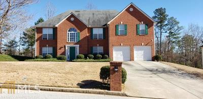 Ellenwood Single Family Home New: 4712 Mayer Trce