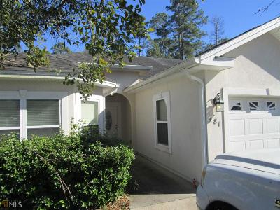 Kingsland GA Condo/Townhouse New: $159,000