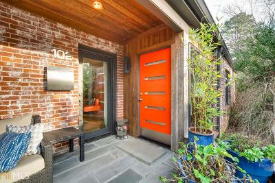 Avondale Estates Single Family Home Under Contract: 102 Dartmouth Ave