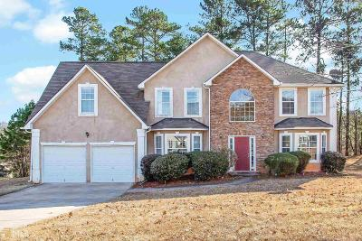 Douglasville Single Family Home New: 4125 Soaring Dr