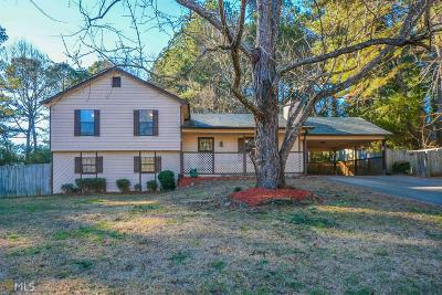 Grayson Single Family Home New: 1573 Lakemont Dr