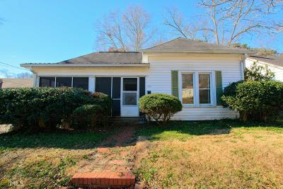 Carroll County Single Family Home Under Contract: 135 Adamson Ave